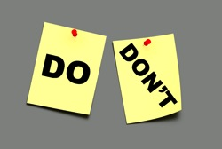 Do Don t