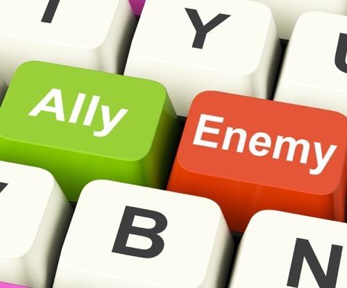 Ally Enemy