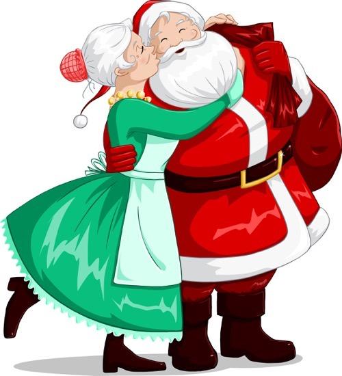 Santa  Mrs