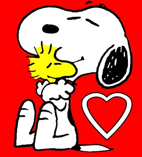 Snoopy Heart s Desire
